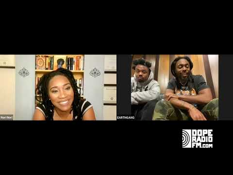 Nori Nori in the Middays with EarthGang Interview